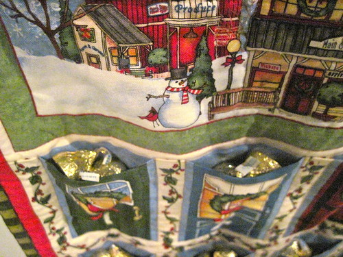 Advent Calendar from Jane