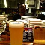 ベルギービール大好き!!ヒューガルデン・ホワイトHoegaarden Witbier @ビスカフェ