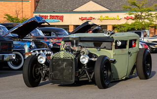 Low Riding Rat Rod