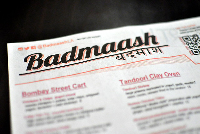 Badmaash - Downtown - Los Angeles