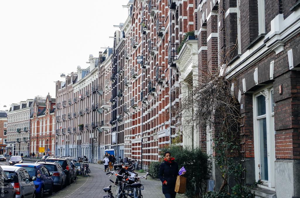 Amsterdam, Da Costabuurt