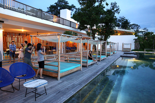TIIGO is the bar and beach club for adults