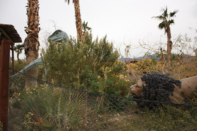 The Cabazon Dinosaurs And Young Earth Creationist Museum
