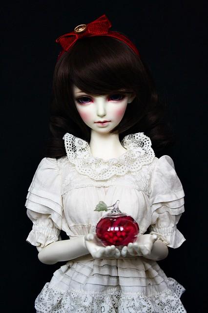 Princess White Snow