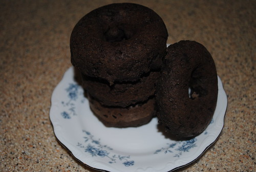 chocolate buttermilk doughnuts (6)