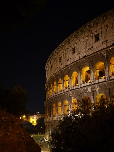 Colliseum By Night 2