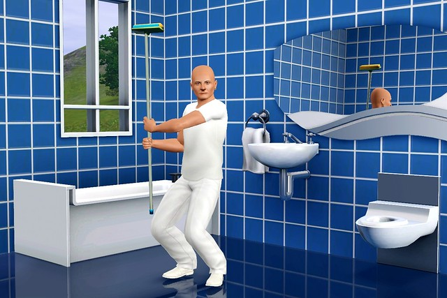 Mr. Clean - Posed 02