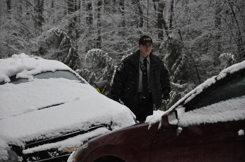 North Carolina hard hit by winter storm Pax