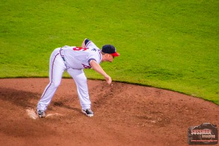 Braves vs Indians - 2013