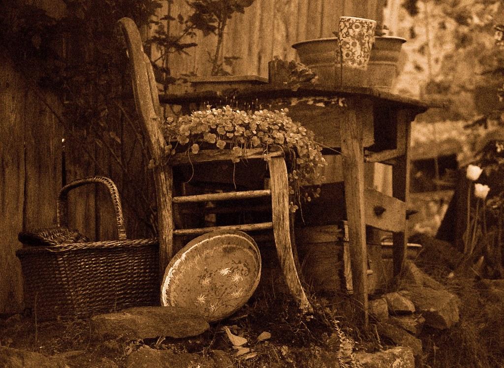 Still life in the Black Forest, Germany / Csendélet Schwarzwaldban