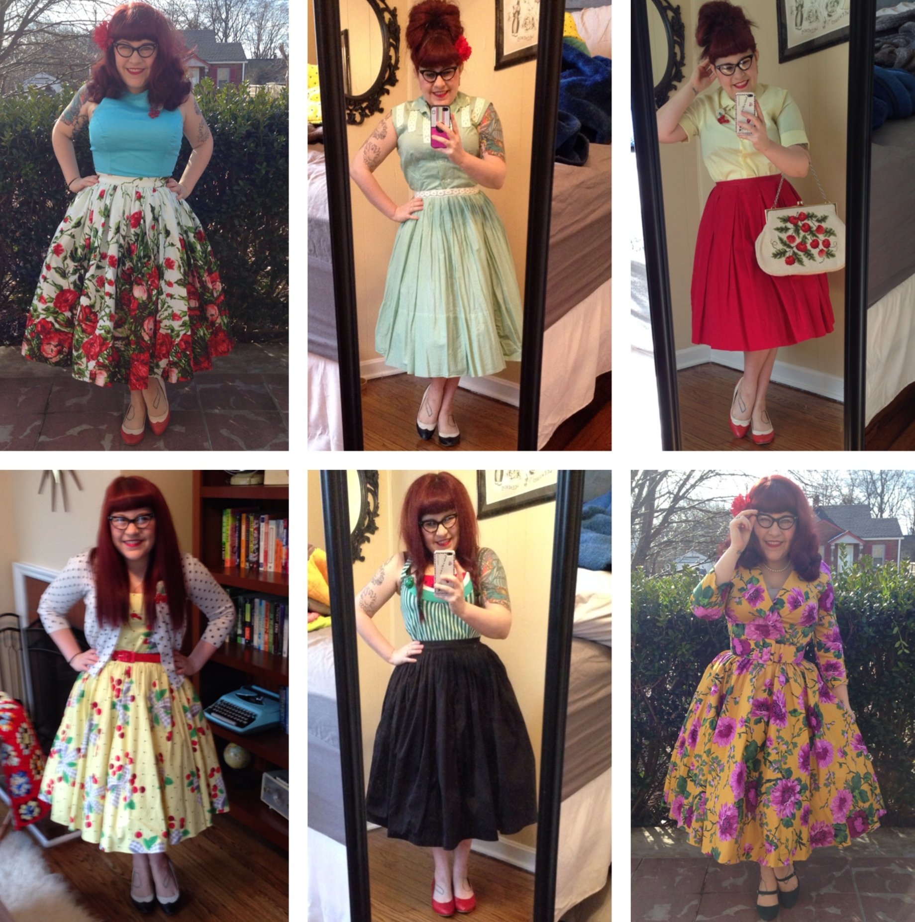 b81a73333b9 June s February Outfit Round-Up  Pinup Girl Clothing
