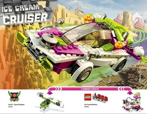 Ice Cream Cruiser