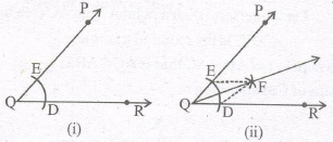 Maths Class 9 Notes - Constructions