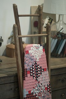 Patchwork ironing board cover 5