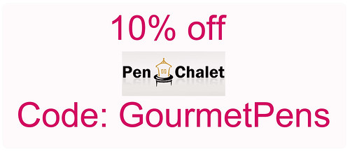 Pen Chalet Coupon