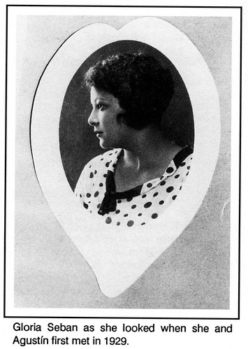 Gloria Seban in 1929 by Poran111
