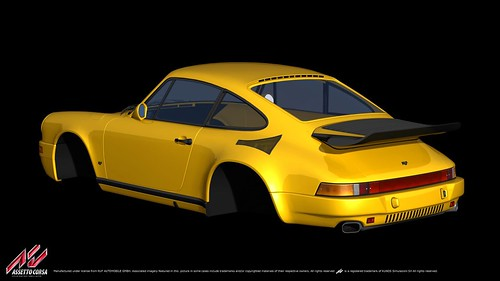 RUF CTR Yellowbird