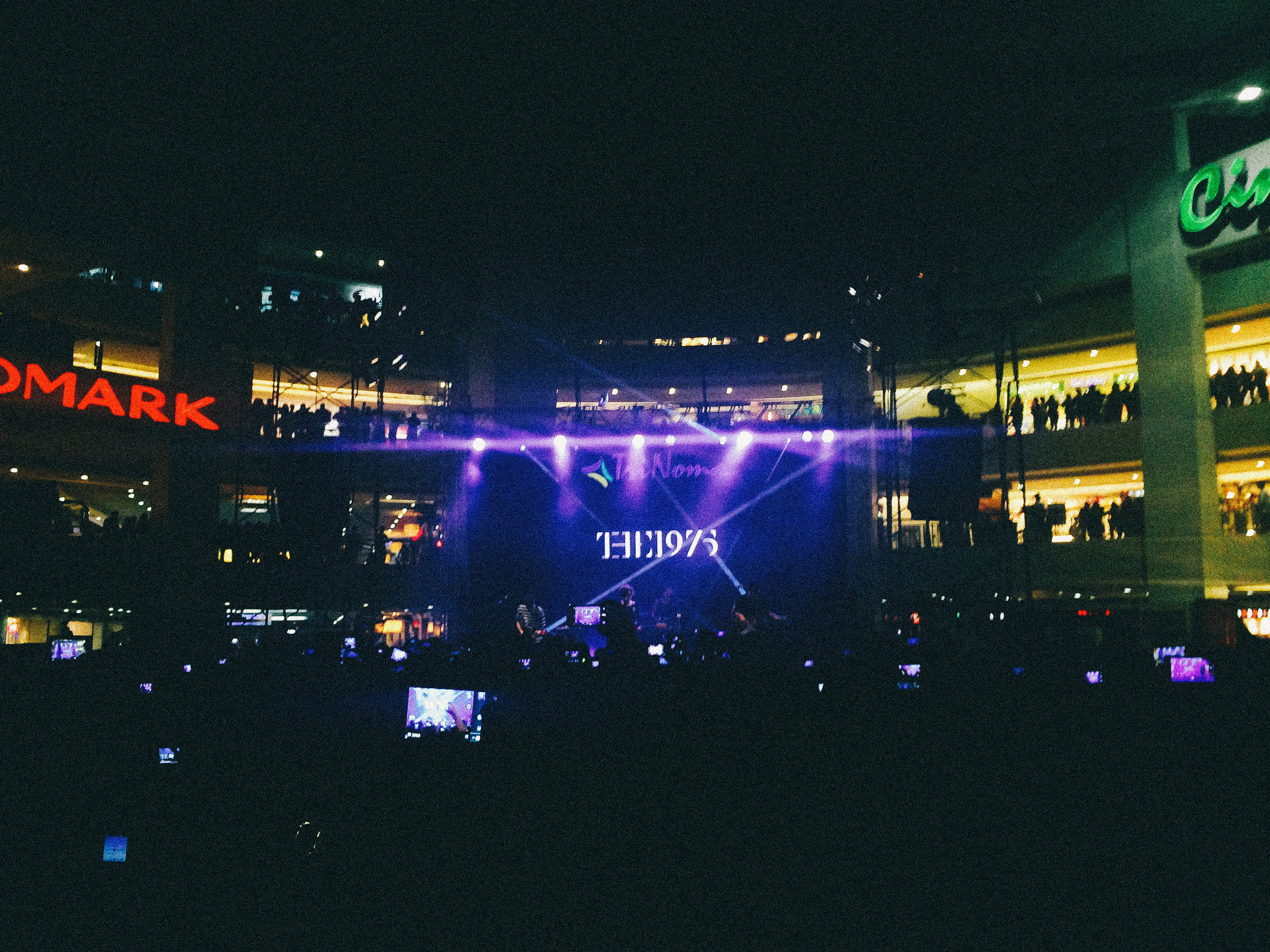 staycation + the 1975