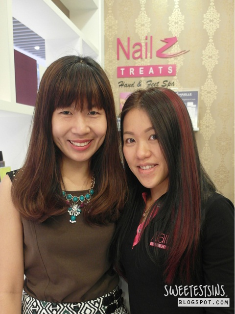 singapore beauty blogger patricia tee with jocelyn nailz treats bedok mall