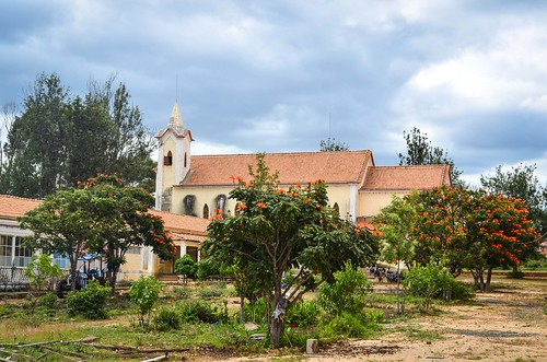 Catholic mission of Jau, Huila province