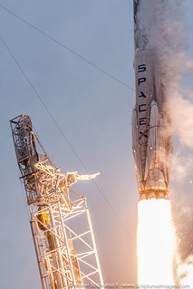 NASA CRS-3 Launch