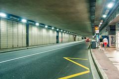 Curva 9: Túnel - Turn 9: Tunnel