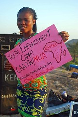 Youth Empowerment Camp Ushafa Village