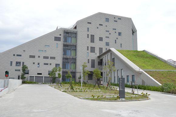 台東大學知本校區圖書館31