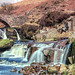 Three Shires Head waterfall. by Tall Guy