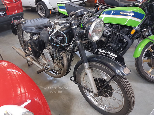 1948 Matchless Clubman G80 Motorcycle