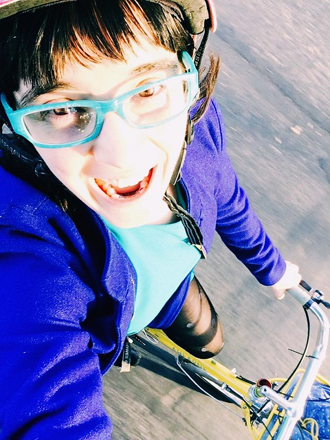 Day 253: Sunny day bike ride