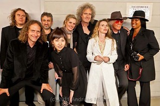 Brian May & Tangerine Dream @ Manchester - 2011