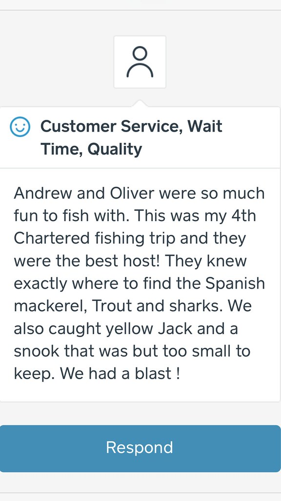 Tampa Fishing Charters®, Inc. Reviews