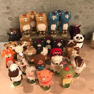 以手作溫度療癒人心!日本羊毛氈藝術家「小川耕平」老師專訪