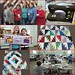 My thanks to the Lighthouse Quilt Guild of Grand Haven Michigan for two wonderful workshop days and an evening presentation. We filled every moment full of fabric, food, friendship and fun!  Thanks, everyone! You made this traveling quilter so very happy! by quiltville