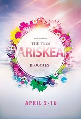 Ariskea Bloggers Search 2017