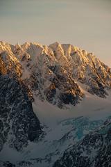 Glacier Lyngen Alps