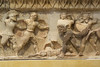 Aithiopis XXV – Scene from the Siphnian Treasury in Delphi
