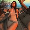Kaithleen's Latex Mini Dress - Fatpack_001