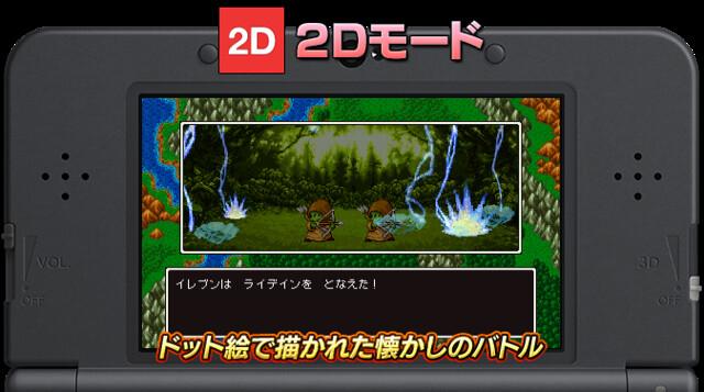 2Dモード