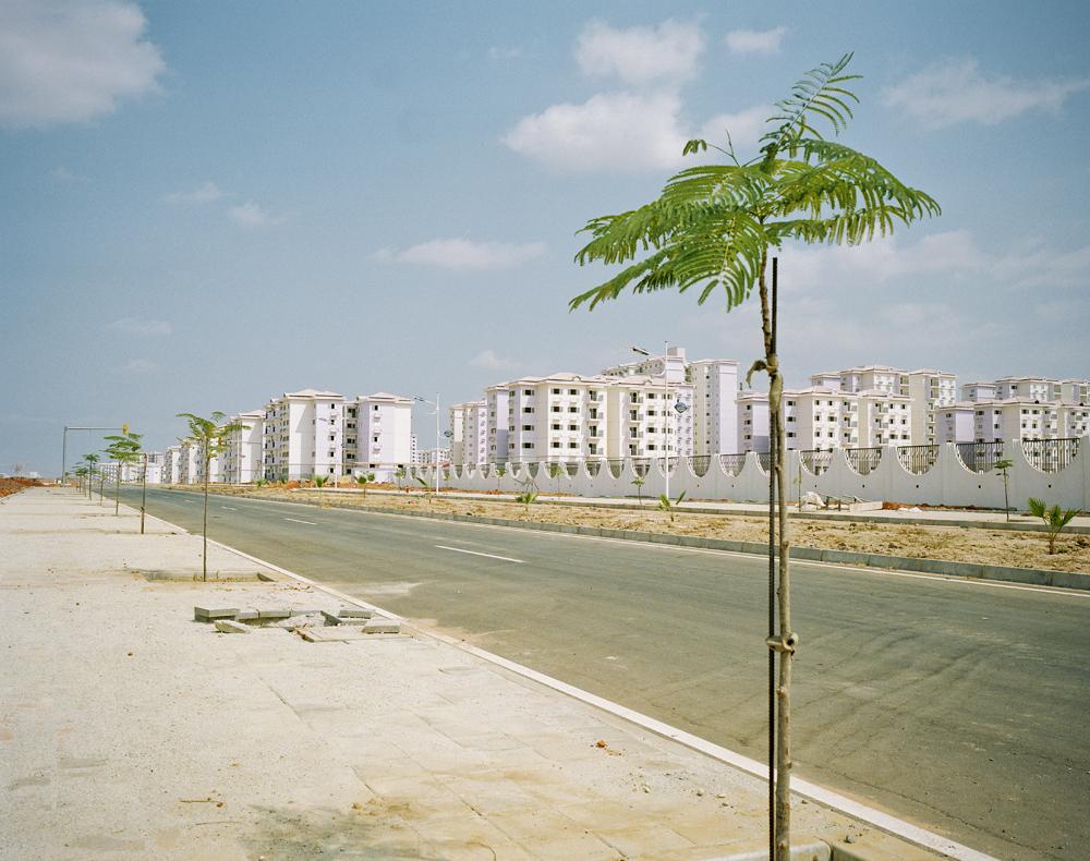 ANGOLA: boom économique et immigration massive
