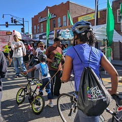 Dancing in the streets, Anacostia River Festival
