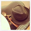My cowboy like hat...