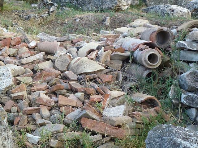 Turquie - jour 12 - De Kas à Pamukkale - 210 - Hierapolis