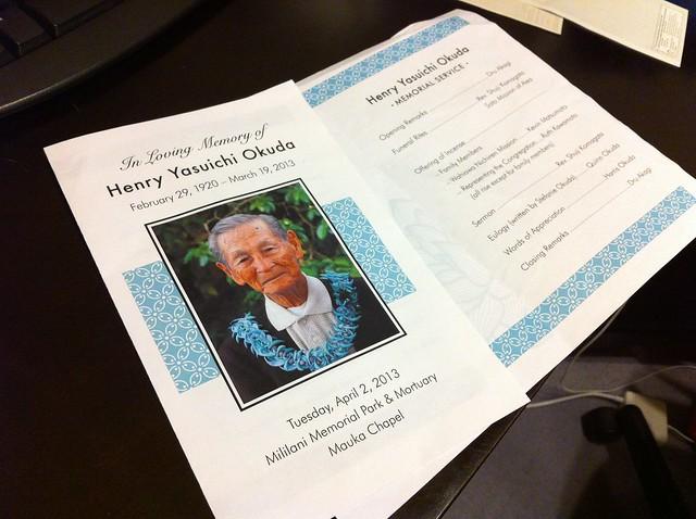 Henry Okuda Program
