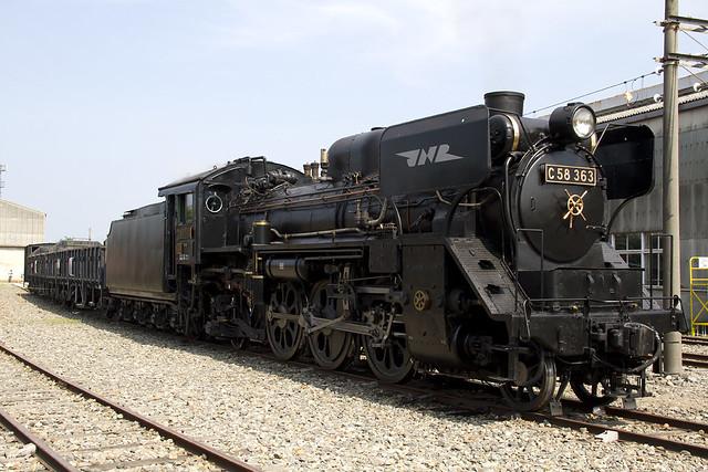 秩父鉄道 C58-363