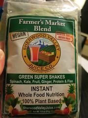 Vegan Food Swap - May 2013