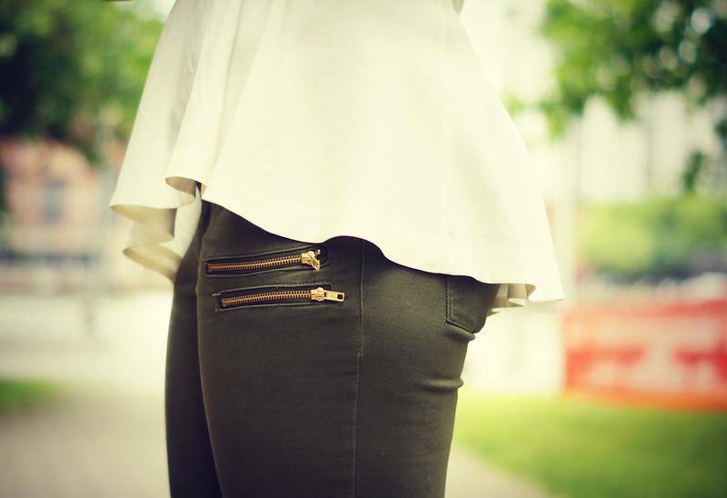 Army Green Pants5