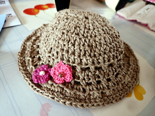 Hat for Isabelle
