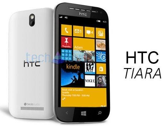 Смартфон HTC Tiara